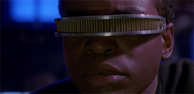 Does Geordi need a legal ad-VISOR?