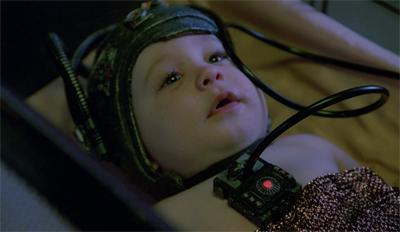Baby Borg!