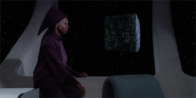 Guinan got a square deal...
