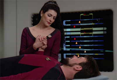 Will they Troi again?