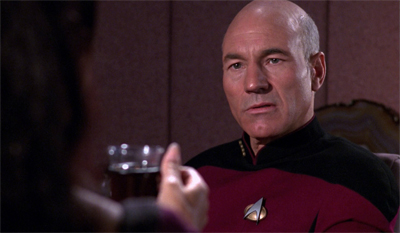 Picard's cup of tea?