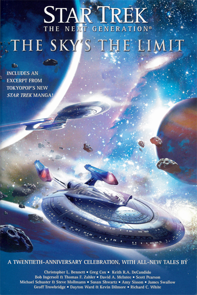 Star Trek The Next Generation The Skys The Limit Suicide Note