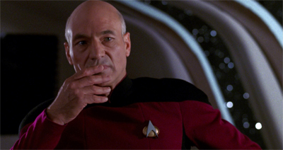 That said, Picard did always like the idea of his birthday being an interstellar religious holiday...