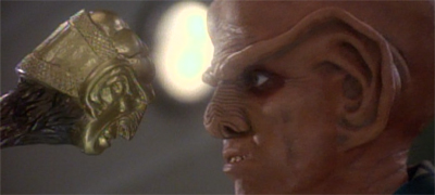 Quark always was a bit of a kiss-up...