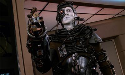 Sigh, Borg...
