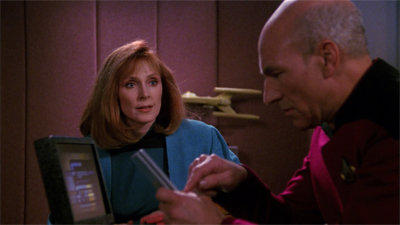 """""""Do you have any idea how much paperwork is involved with a Borg incursion?"""""""