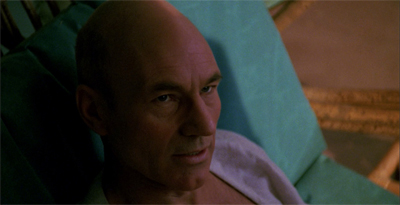 Picard meets some shady characters on Risa...