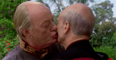 """I knew it was you, Jean-Luc, and it breaks my heart..."""