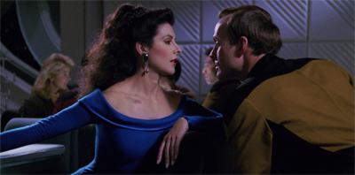 Troi-ing to make a move...