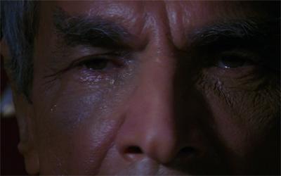 Tears of a Vulcan...