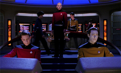 Star Trek The Next Generation Yesterday S Enterprise