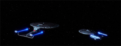 Ships named Enterprise...