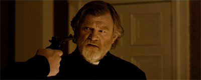 Who is gunning for Father James...