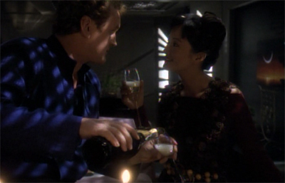 Yes, 'I'm married to the most wonderful woman in the galaxy' day is a sacred Irish tradition.