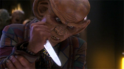 A knife story, there, Quark...
