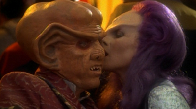 A word in Quark's ear...