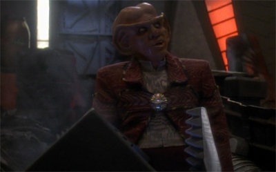 I'm going to be honest, Quark raising the Jem'Hadar would be a pretty awesome episode...