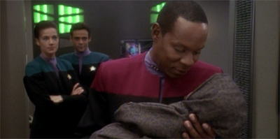Jem'Hadar are so cute as babies... up till the point where they start casually murdering red shirts...