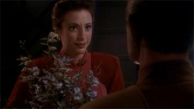 Beware Bajorans bearing gifts...