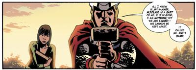 Hammer, don't hurt...