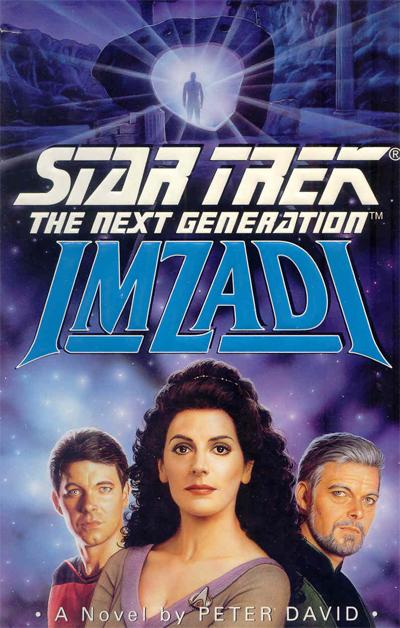 Star Trek The Next Generation Imzadi By Peter David Review