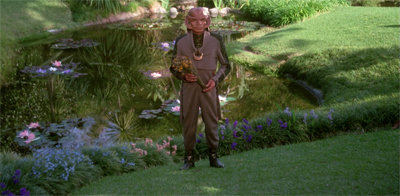 Beware Ferengi bearing gifts...