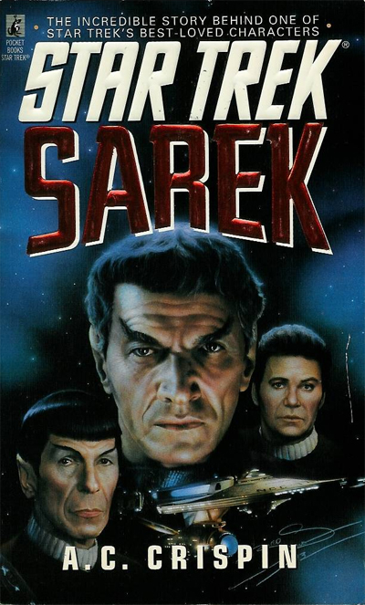 Star Trek Sarek By Ac Crispin Review The M0vie Blog