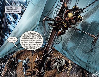 Mast-er and Commander...