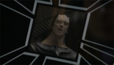 """I love how Dukat's recorded rambles are clearly unedited, and particularly how he seems to stop the count-down to give the dissidents a stern talking-to. (""""Let me tell you..."""")"""