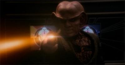Quark has a blast...