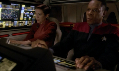 """So... this is an awkwardly silent shuttle trip."""