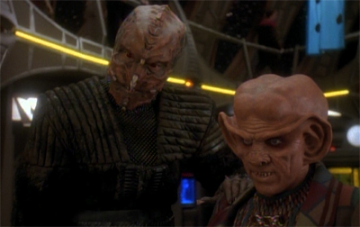 But Quark's friends are usually so social!