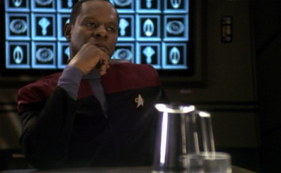 """""""How the hell does Picard put up with so much of this stuff?"""""""