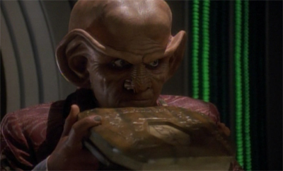 Quark is a by-the-book Ferengi...