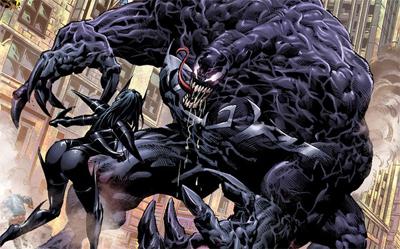 Venom-ous intent...