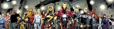 Avengers assembled...