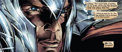 A Thor spot...