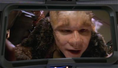 """You're on Neelix-cam!"""
