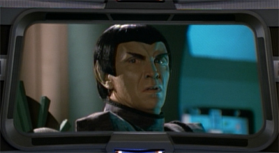 A roamin' Romulan...