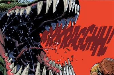 I am Lizard, hear me roar...