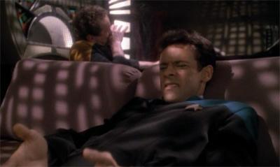 Star Trek doesn't do enough drunken singing...