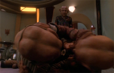 Even Rom and Quark can't agree about the quality of the Ferengi episodes...