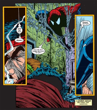 Itsy-bitsy spider...