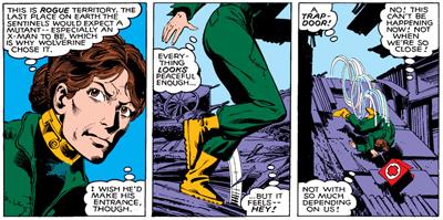 Pryde of the X-Men...