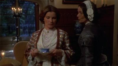 Janeway's cup of tea...