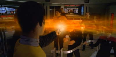 Frankly, I'm surprised Tuvok put up with this for so long...