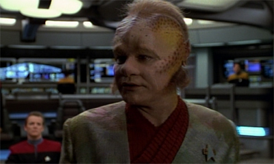 This is Neelix's time to shine!