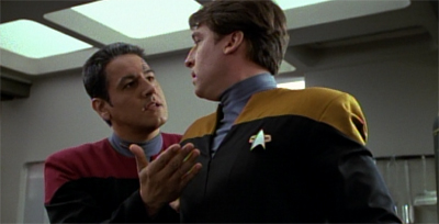 It's Chakotay or the high way...