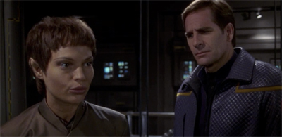 """A Vulcan Science Officer? That's crazy talk!"""