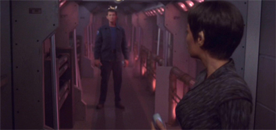 """T'Pol had trouble grasping that """"Fortunate"""" was one of those ironic names..."""